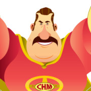 """""""Choferman Character"""" Character Design for Mazabel Agency in Bogota Colombia."""
