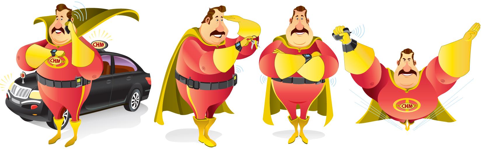 Character Design Agency : Character design daniel teran