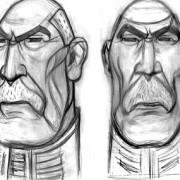"""Character Designs Sketches 1"" (Personal Project works) Guadalajara Jalisco México."
