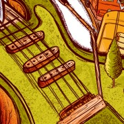 """Sonido Verde"" Published by Mural Newspaper in Guadalajara Méx."