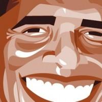 Barak Obama. Published by Noroeste Newspapper in Sinaloa México.
